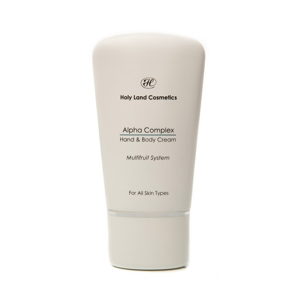 Alpha Complex Hand&Body Cream
